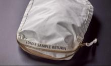 حقيبة استخدمت أثناء أول رحلة إلى القمر تعرض للبيع في مزاد