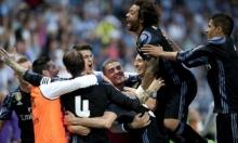 ريال مدريد يهزم ملقا ويحصد لقب الدوري الإسباني