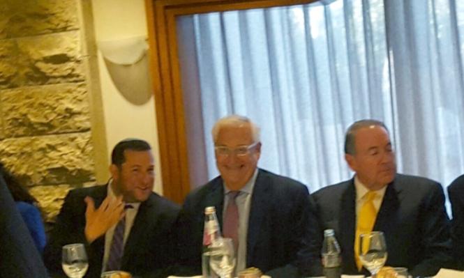 السفير الأميركي يشارك المستوطنين باحتفال 50 عاما لاحتلال القدس