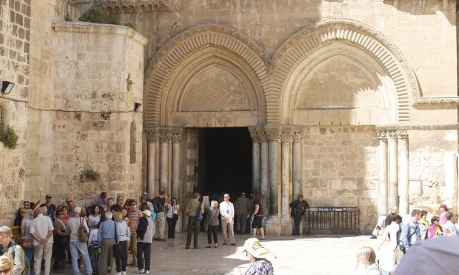 القدس: الاحتلال سيخلي بيوت فلسطينيين لدى زيارة ترامب للبلدة القديمة