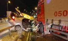 مصرع 6 عرب في حوادث الطرق خلال أسبوع