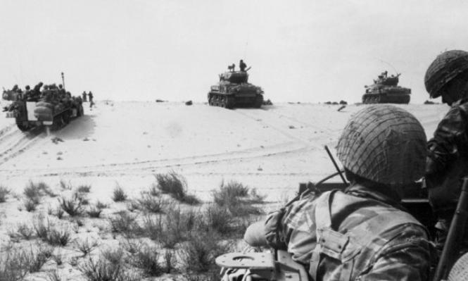 أيار 1967: التوتر يسود الجبهتين السورية والمصرية