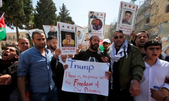 37 يوما: الإضراب يتواصل والأسرى يهددون بالتصعيد