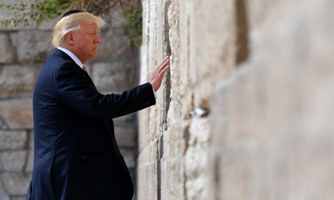بوش الرئيس اليهودي الأول وترامب الرئيس الصهيوني الإسرائيلي الأول