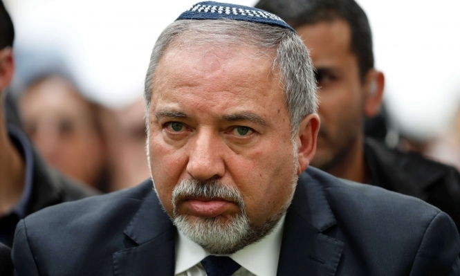 ليبرمان: القضية الفلسطينية ليست جوهر الصراع بالمنطقة