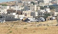 النقب: السلطات تواصل الهدم والتجريف وإبادة المحاصيل