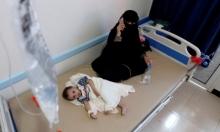 420 ضحية للكوليرا في اليمن