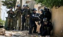 الاحتلال يعتقل 22 فلسطينيا بالضفة الغربية