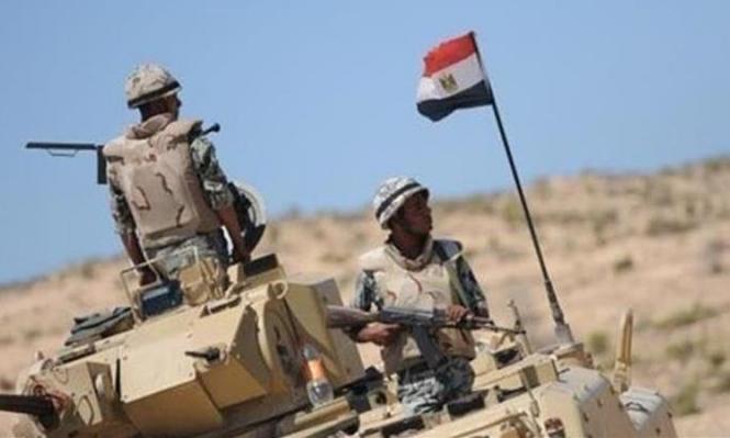 سيناء: مقتل شرطي مصري برصاص مسلحين