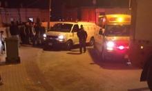 رهط: شابان مشتبهان بقتل شقيقتهما حرقا