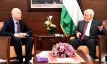 عباس طلب وساطة غرينبلات في إضراب الأسرى