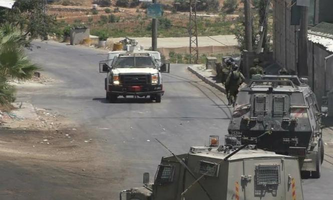 إصابات بنشاطات إسناد الأسرى بالضفة الغربية وغزة