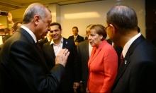 """إردوغان أعرب لميركل عن غضبه بشأن منح """"انقلابيين"""" اللجوء"""