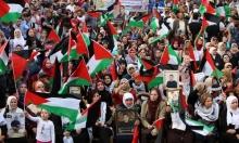 الضفة تحتفل بانتصار الأسرى بالحرية والكرامة