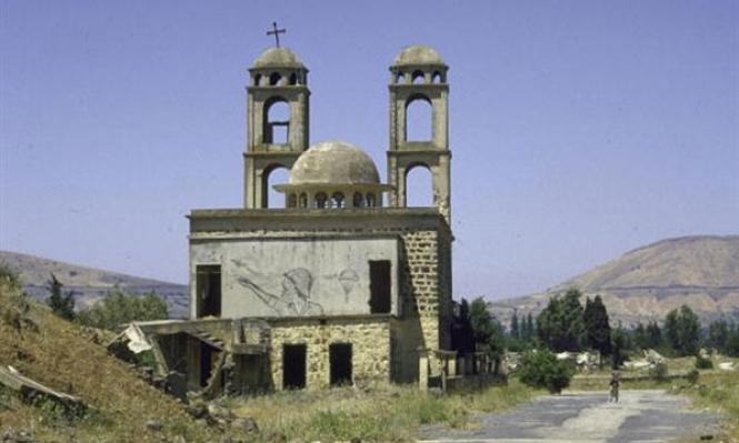 هزيمة حزيران: القنيطرة أجمل المدن صارت مدينة أشباح