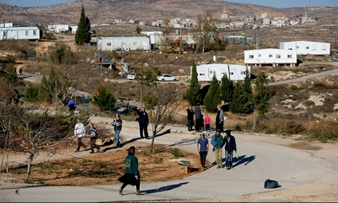 """إقامة مستوطنة قرب نابلس بديلة لـ""""عمونا"""""""