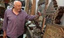 """""""أنتيك"""" بيروت... تجارة عالمية تحولت لصناديق من الذكرى"""
