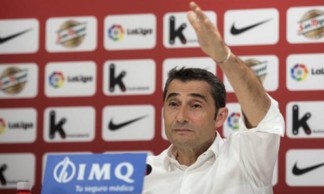 رسميا: فالفيردي مدربا لبرشلونة خلفا لإنريكي