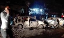 عشرات القتلى والجرحى بانفجار سيارة ملغمة ببغداد