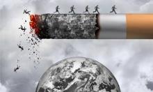وفاة شخص كل 66 دقيقة بسبب التدخين في البلاد