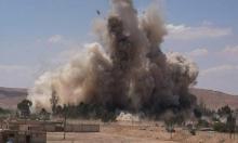موسكو تبلغ إسرائيل مسبقا بنيتها قصف داعش في تدمر بالصواريخ
