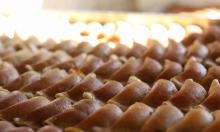 الطيبة: القطايف هي فاكهة رمضان