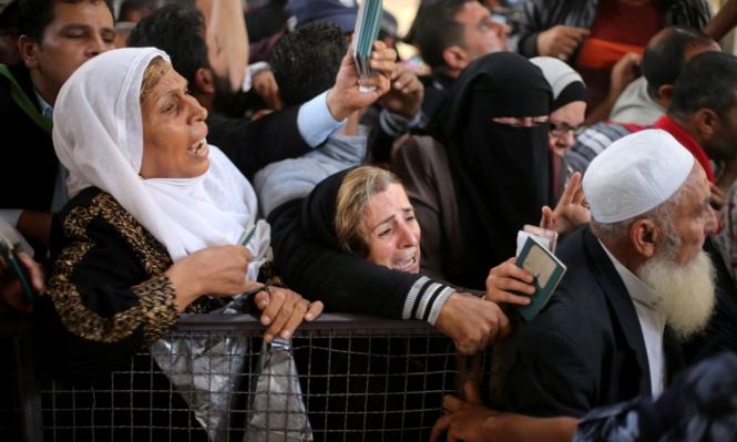 الاحتلال يرفض آلاف طلبات السفر لمرضى غزة