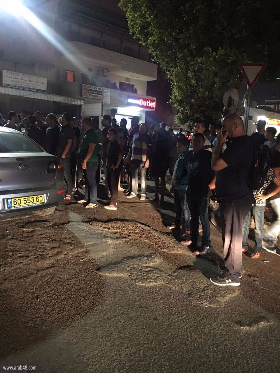 قتيلان في جريمة إطلاق نار في كفرقاسم