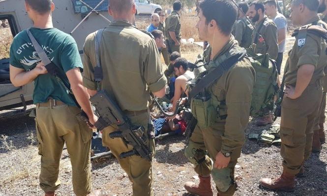 جنين: إصابة طفلة فلسطينية بادعاء تنفيذها عملية طعن