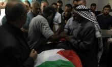 الاحتلال يسلم جثمان الشهيدة انفيعات