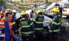 مصرع فلسطيني بحادث طرق مع حافلة إسرائيلية