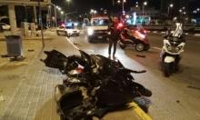 مصرع شاب من الناصرة بحادث طرق بعكا