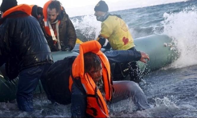 96 لاجئًا فلسطينيًا قضوا غرقاً على طريق الهجرة