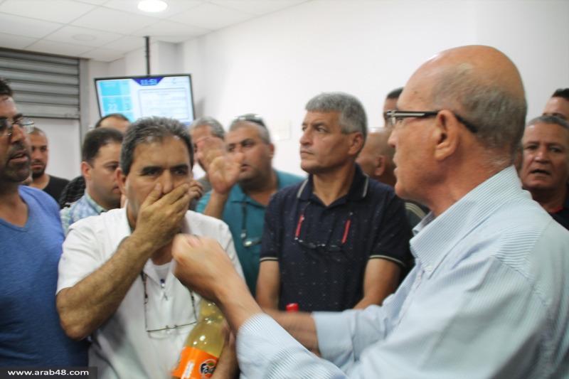 أزمة المياه تتفاقم بالشاغور وأبو ريا يتعهد بالحل