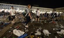 ألف جريح بإيطاليا جراء تدافع بعد نهائي أبطال أوروبا