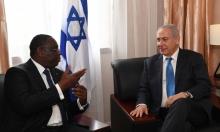 نتنياهو يلتقي بزعماء أفريقيا وينهي الأزمة مع السينغال