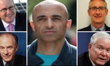 أبرز الأسماء التي وردت في مراسلات السفير الإماراتي بواشنطن