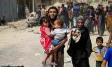 """الموصل: مقتل عشرات المدنيين أثناء فرارهم من """"داعش"""""""