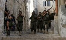 إصابتان باشتباكات بين أمن السلطة ومسلحين بمخيم بلاطة