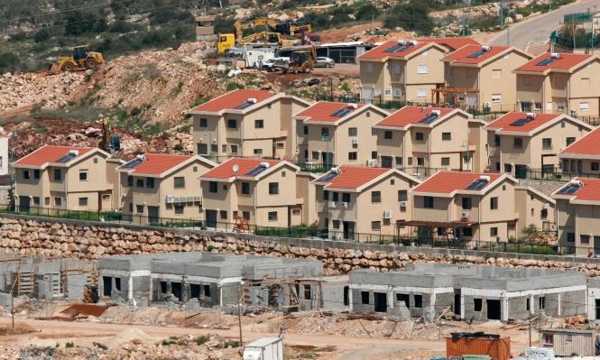إسرائيل رصدت 20 مليار دولار للاستيطان منذ 1967