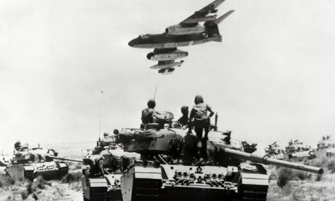 إسرائيل درست إلقاء قنبلة ذرية بسيناء عشية حرب 1967