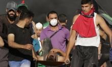 إصابة 5 فلسطينيين بمواجهات مع الاحتلال على حدود غزة