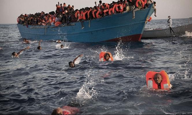 إيطاليا تنقذ 510 مهاجرين بالمتوسط