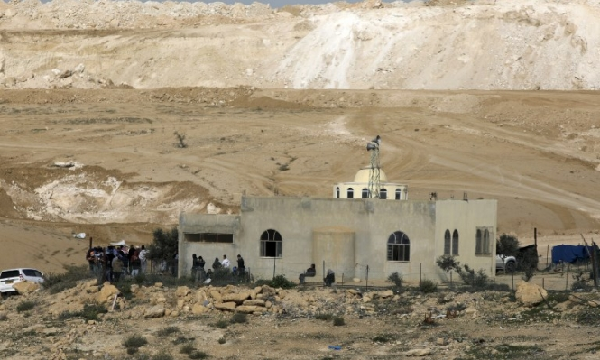 """لجنة التوجيه: """"لا لشرعنة سرقة الأراضي العربية في النقب"""""""