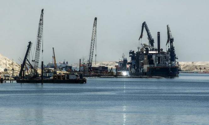 مصر لا تملك منع السفن القطرية من عبور السويس
