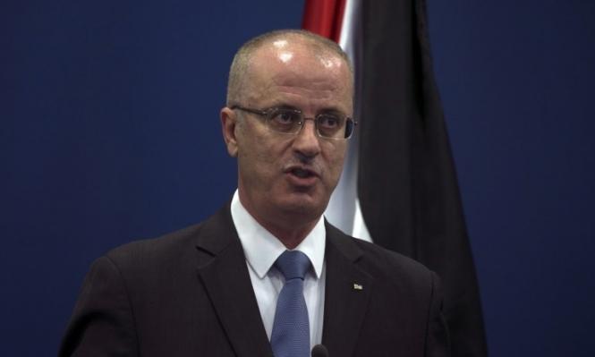 رامي الحمد الله لكحلون: لإسرائيل الفضل في منع انتفاضة ثالثة