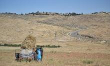 """غالانت: الاستيطان في جنوب الخليل يمنع """"استيلاء"""" العرب على الأرض"""
