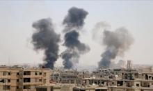 النظام السوري يواصل حملة عسكرية للسيطرة على درعا