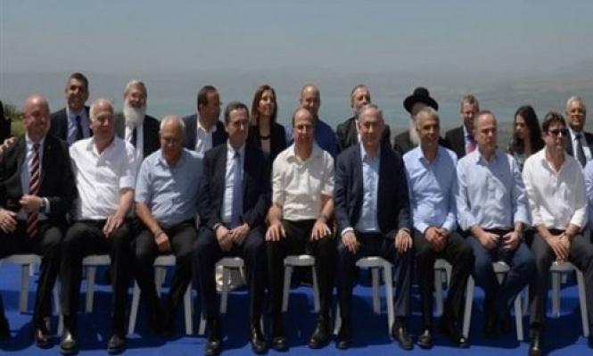 نتنياهو: الجولان سيبقى جزءًا من إسرائيل