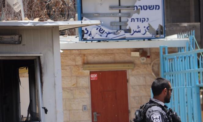 إطلاق سراح الشرطي الذي أطلق النار على الشهيد بكفر قاسم
